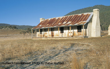 Authors Research Secrets From The Dust Australian Outback